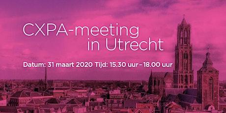 CANCELLED - CXPA Meetup in Utrecht tickets