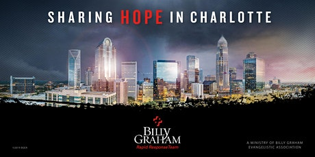 Sharing Hope in Charlotte - East Belmont May 16, 2020 tickets