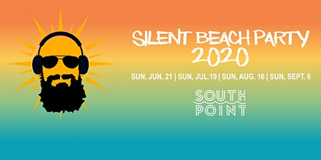 SILENT BEACH PARTY 2020 tickets