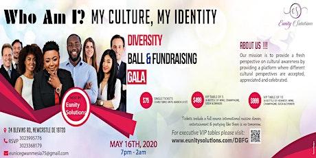 Diversity Ball & Fundraising Gala tickets