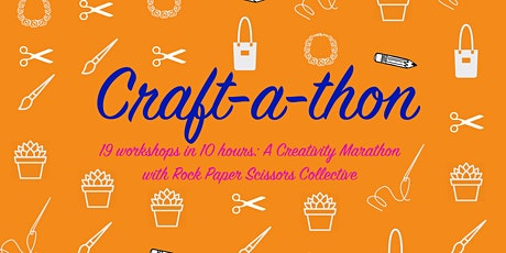 CRAFT-A-THON  2020 tickets