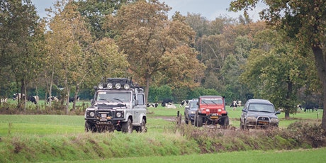 "4x4 Adventure Tour ""Bourgondisch Brabant"" tickets"