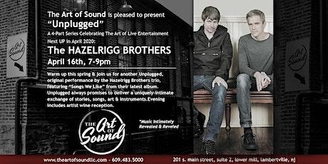 Hazelrigg Brothers Trio tickets