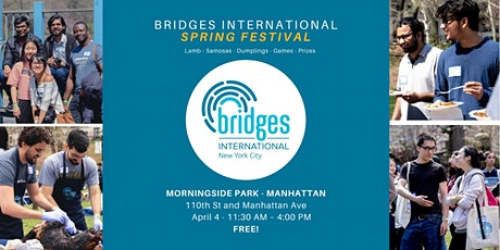 Bridges International Spring Festival tickets