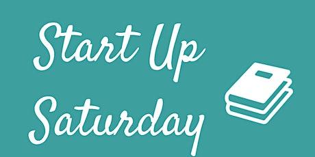 Start Up Saturday tickets