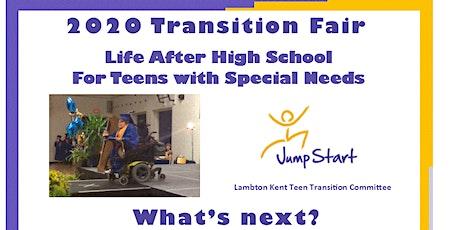 2020 Teen Transition Fair tickets