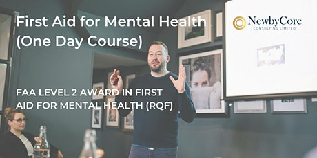 First Aid for Mental Health - 1 Day (Nottingham) tickets