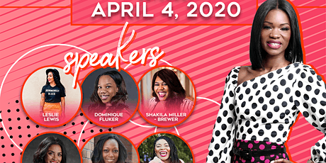 Dream ChaseHer Conference tickets