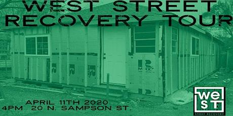 West Street Tour tickets