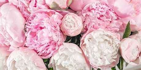Peonies and Pimms tickets