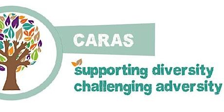 CARAS - Volunteer Induction 2 tickets