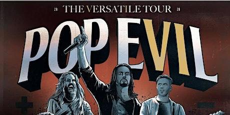 Pop Evil Live In Kingston tickets