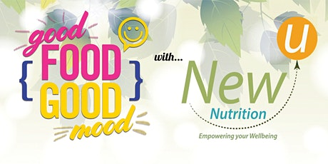 Food4Mood, improve your health and happiness. tickets