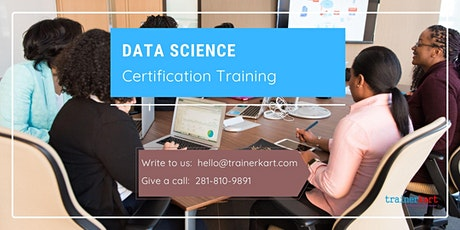 Data Science 4 day classroom Training in Iowa City, IA tickets