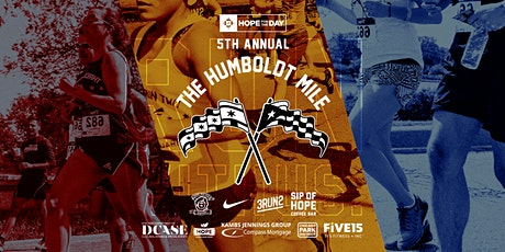 The Humboldt Mile 2020 tickets