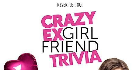 Crazy Ex-Girlfriend Trivia tickets