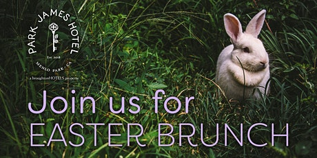 Easter Brunch at the Park James tickets