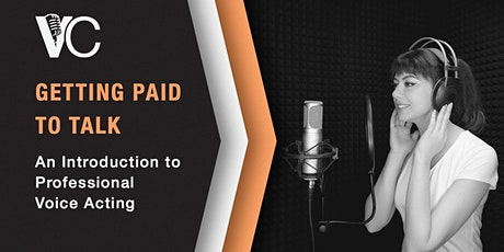 Houston - Getting Paid to Talk, Making Money with Your Voice tickets