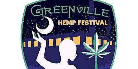 Postponed: Greenville Hemp Festival tickets