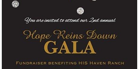 Hope Reins Down Gala tickets