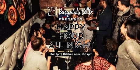 Happy Hour All Night tickets
