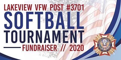 Lakeview Lakeview VFW Softball Tournament Fundraiser tickets
