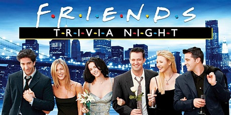 Friends Trivia Night (North Vancouver) tickets