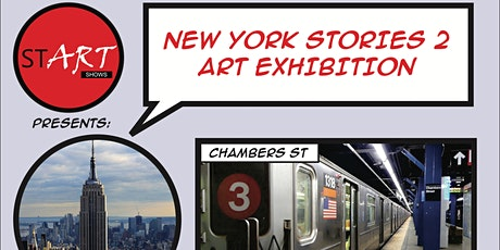 New York Stories 2 Art Exhibition Day 1 tickets