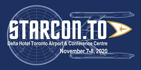 StarCon.TO - A Star Trek Fan Convention tickets