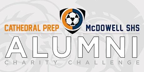 McDowell vs Prep Soccer Alumni Charity Challenge tickets