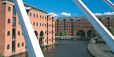 CASTLEFIELD: Canals, Rails & Romans - Guided Walking Tour tickets