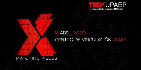 TEDx UPAEP 2020 boletos
