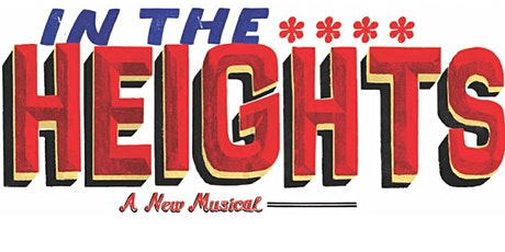 In The Heights-Orange County Community Theatre tickets
