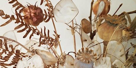 Dried Flower Arrangement tickets