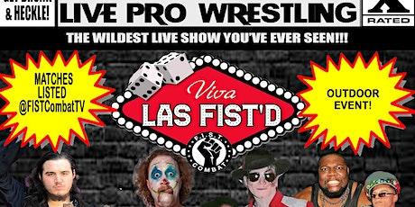 Viva Las FIST'd: FIST Combat invades Las Vegas tickets