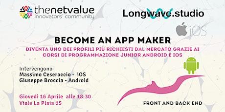 Become an App Maker biglietti