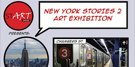 New York Stories 2 Art Exhibition Day 2 tickets