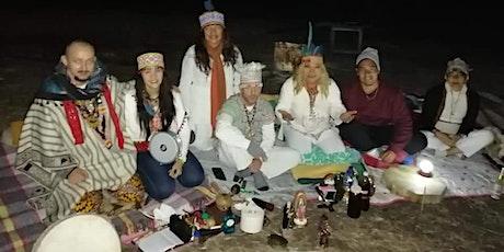 Ayahuasca en CDMX con 3 Maestros de la Selva Amazónica boletos