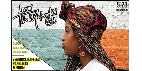 Lovin' this Melanated Girl Hair & Art Pop Up Brooklyn tickets