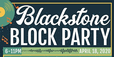 hello ruby truck at blackstone block party {6-11:30p} tickets