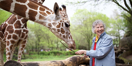 The Woman Who Loves Giraffes tickets