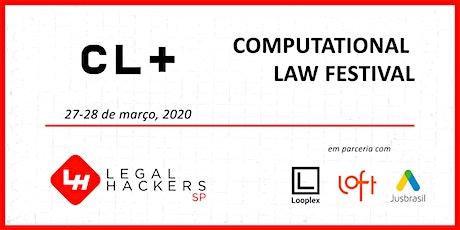COMPUTATIONAL LAW FESTIVAL  (CL + Festival 2020) ingressos