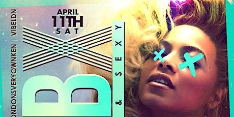 RnBX | R&B All Night tickets