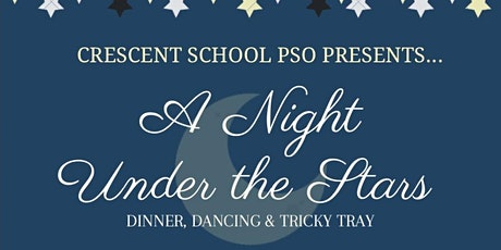 Crescent School Tricky Tray tickets
