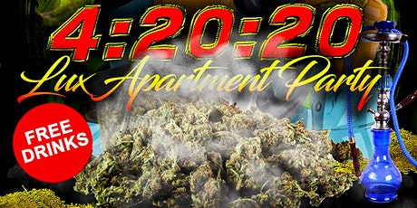 LONDON's EXCLUSIVE '4/20' PENTHOUSE PARTY tickets