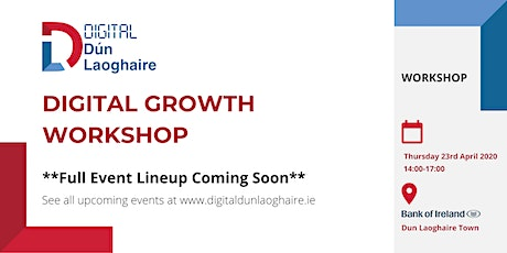 Digital Growth Workshop tickets