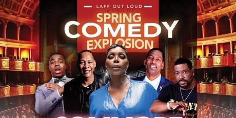 SPRING COMEDY EXPLOSION tickets