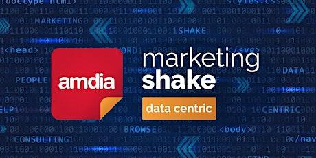 Marketing shake - DATA CENTRIC entradas