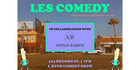 LES Comedy - BYOB Comedy Show tickets
