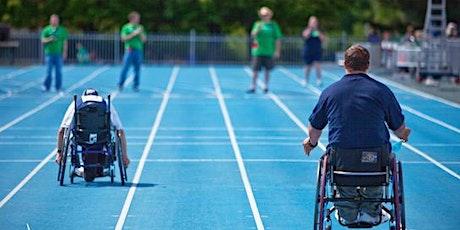 VOLUNTEER NORTH AREA GAMES - Track Field & Swim - Special Olympics Utah tickets